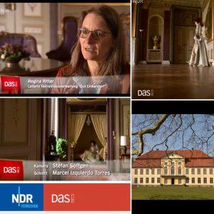 Gut Emkendorf im NDR das! Beitrag