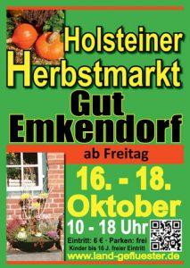 Herbstmarkt Gut Emkendorf
